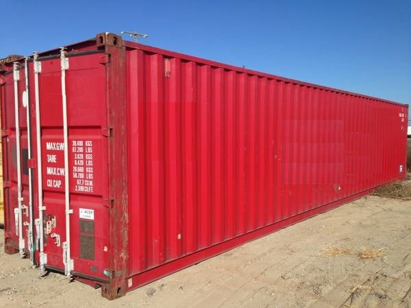 container d'occasion 40 pieds