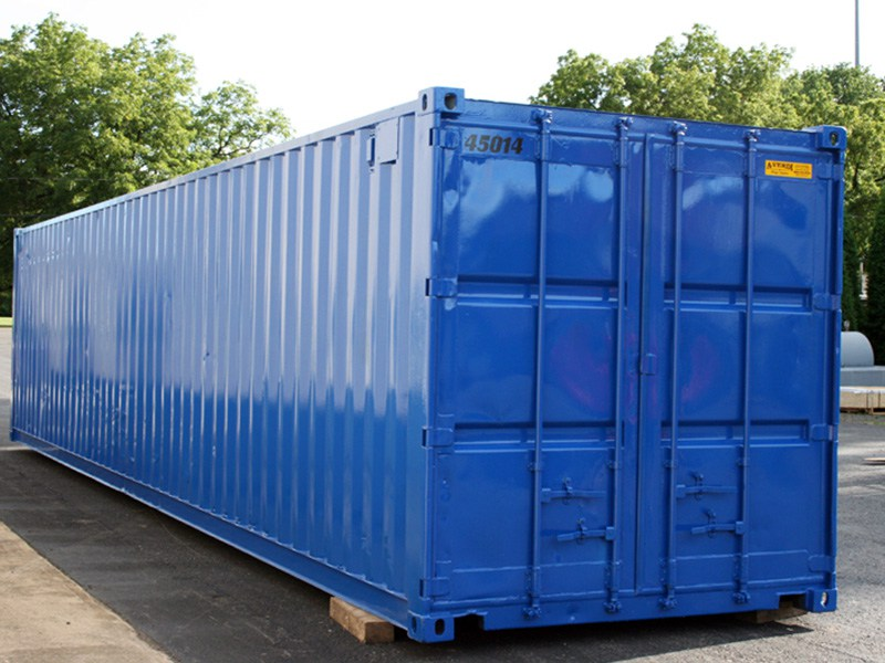 container reconditionne 40